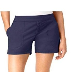Columbia Womens Walk About Shorts NWT Navy XL